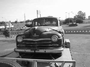 A great project 1948 Plymouth