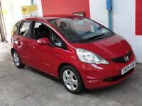 Honda Jazz I-VTEC ES I-SHIFT (red) 2009