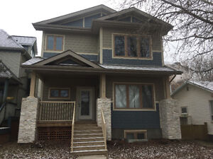 Brand New House near Whyte Ave close to University