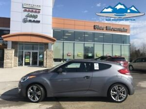 2013 Hyundai Veloster   ACCIDENT FREE, LOCAL TRADE, BLUETOOTH!