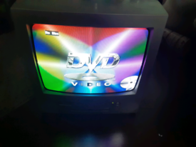 TV and dvd telly