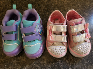 Size 5 Toddler Girl Shoes.