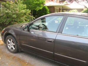 2005 NISSAN ALTIMA - IN GOOD CONDITION - FOR SALE