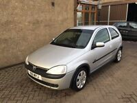 VAUXHALL CORSA SXI DTI (2003) * DIESEL* , 1 YEAR MOT, TRADE IN TO CLEAR £695