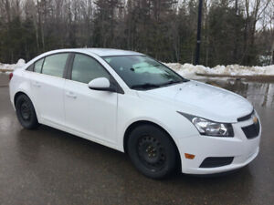 2012 Turbo Chevy Cruze