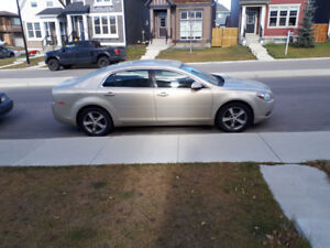 2011 Chevrolet Malibu with new front brakes and rotors!