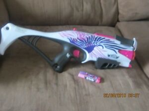 Nerf Rebelle Girl's Toy Crossbow $10.00