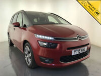 2015 CITROEN C4 GRAND PICASSO EXCL + E-HDI 1 OWNER SERVICE HISTORY FINANCE PX