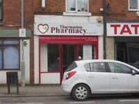 Thurmaston Pharmacy, free prescription collection and delivery