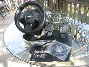 MICROSOFT SIDEWINDER PRECISION RACING WHEEL