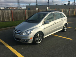 2011 Mercedes-Benz B-Class Turbo Hatchback