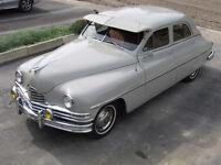 1949 Packard Deluxe Touring Sedan