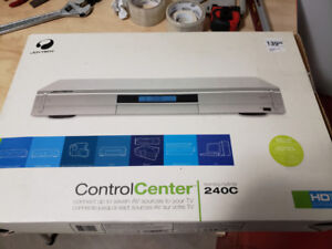 AV Control Center Switch (HD Component/composite/s-vid NOT HDMI)