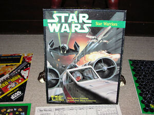 Star Wars Star Warriors Board Game 1987 London Ontario image 1