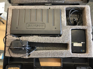 KSW Mega Blowout! Used Wireless Lav Mic System! On for $60.00!