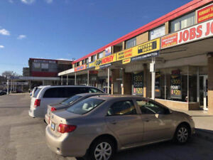 Store for Rent at Scarborough Toronto – Perfect Area
