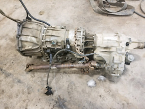 Allison 1000 6 speed(with transfer case)