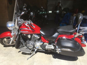 2013 Yamaha V-Star 1300- Price Reduced!!!!
