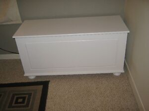 Hardwood Hope Chest/Blanket Box New Price London Ontario image 1