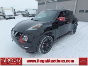 2015 Nissan JUKE NISMO RS 4D UTILITY AT AWD 1.6L NISMO RS
