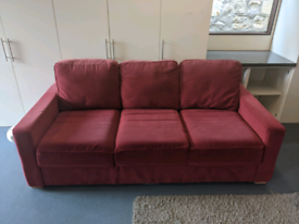 ** REDUCED ** Large 3 or 4 seater sofa