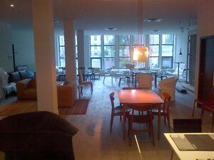 Magnifiques bureaux - style Loft - Vieux Montreal - vue!