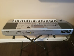 KORG PA80 FOR SALE , MINT CONDITION . USED IT FEW TIMES .