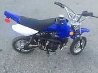 SELLING 110cc DIRT BIKE