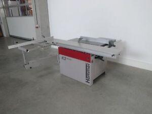 Hammer K3 Winner Comfort Sliding Table Saw