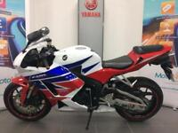 HONDA CBR600RR ONLY 210 MILES FROM NEW 65 PLATE DELIVERY ARRANGED