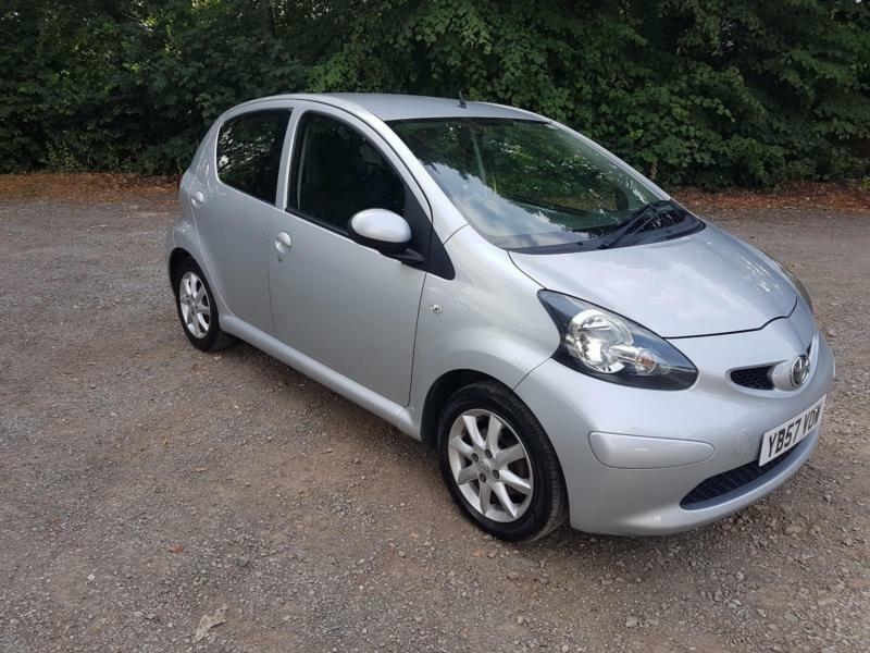 2008 Toyota Aygo 1.0 vvti Platinum 5 door ! Ideal First Car ! P/X Welcome