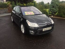 CITROEN C4 VTI PLUS