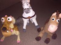 Toys ( teddies)
