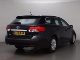 2014 TOYOTA AVENSIS 2.0 D 4D Active 5dr Estate