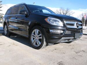2013 GL350 Mercedes Bluetec