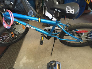 "Reverb Decibel 20"" BMX bike"