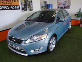 Ford Mondeo 2.0 ( 203ps ) Powershift 2009.5MY Titanium X Sport