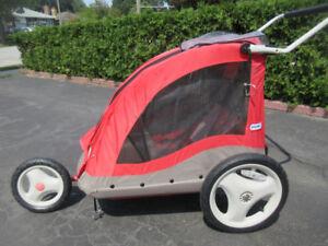 Little Tikes bike trailer