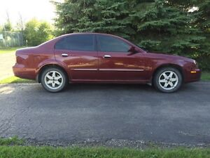 Great car!! 2006 Chevy Epica safetied $4000
