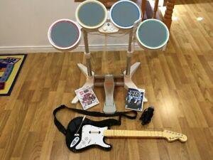 Rockband pour Wii
