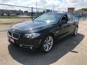 2015 BMW 5 SERIES 535i xDrive PREMIUM PACKAGE
