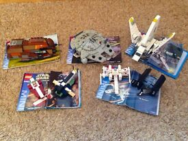 Lego Star Wars Mini Build Collection