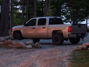 2008 Chevrolet Silverado 1500 Crew Cab Peterborough Peterborough Area image 4