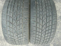 2x 255-35-20 Goodyear Eagle HP