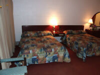 Femme/Homme de chambre / motel Housekeepers