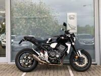 2019 Honda CB1000R+ CB1000R-AJ Manual Naked Petrol Manual