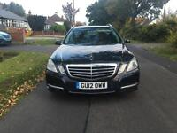 Mercedes-Benz E250 2.1CDI Blue F ( s/s ) 7G-Tronic 2012MY CDI Avantgarde Edition