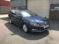 2011 VOLKSWAGEN PASSAT 2.0 TDI SE BLUEMOTION AUTOMATIC ESTATE,90000 MILES WITH