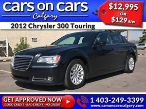 2012 Chrysler 300 Touring $129B/W INSTANT APPROVAL, DRIVE HOME T