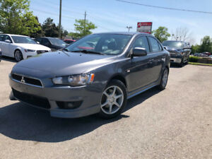 2009  Mitsubishi Lancer GTS  | No Accidents |